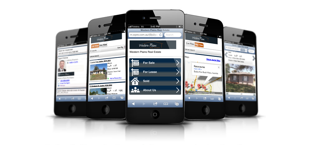 EAC Mobile Device Compatible Website