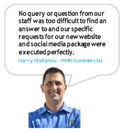 testimonial for EAC Web services