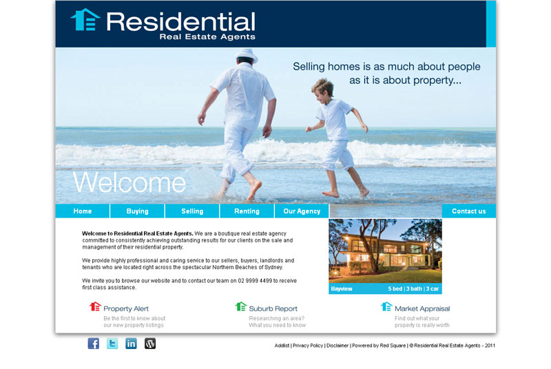 Residential Real Estate Agents